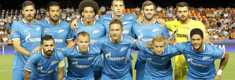 FC Zenit Petersburg